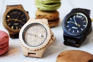 Gufo Mood – Wooden Watch