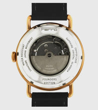 Load image into Gallery viewer, Ferro & Company One Hand Watch Distinct Copper Case Automatic