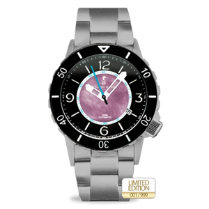 Colomer & Sons San Diego Titanium Silver Pink