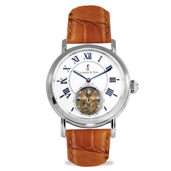 Colomer & Sons Tourbillon Classic
