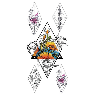 Ame Nature art FIT ME TATTOO Fit Me Tattoo, tatouage éphémère, tatouage temporaire