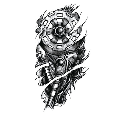 Cyber Machine univers FIT ME TATTOO Fit Me Tattoo, tatouage éphémère, tatouage temporaire