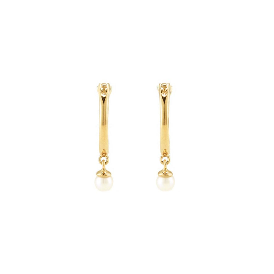 Sia Pearl Drop Earrings