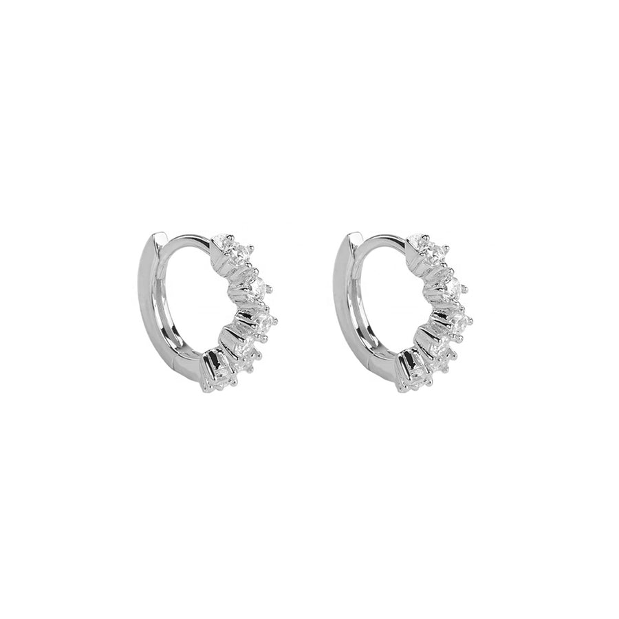 Liberte Silver Earrings