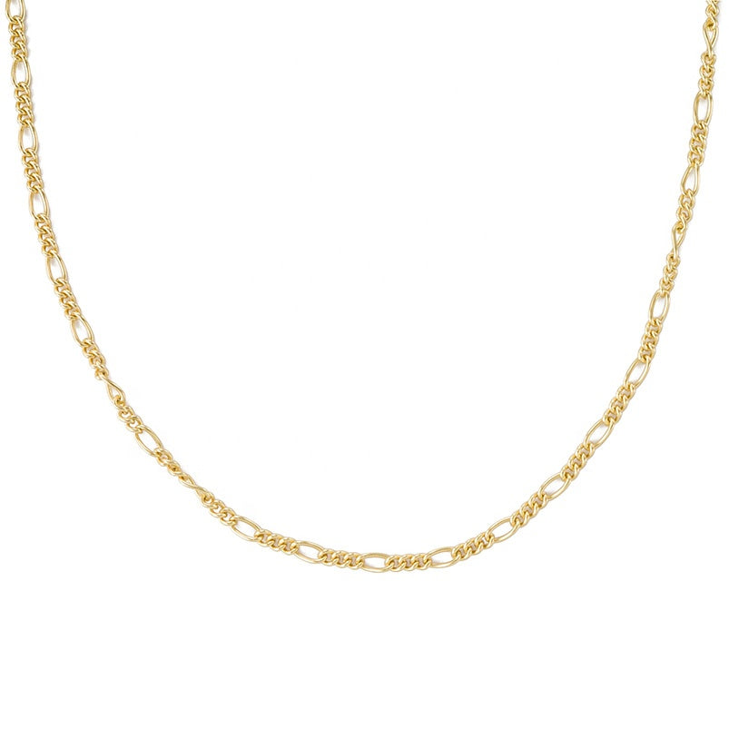 Figaro Gold Layering Chain
