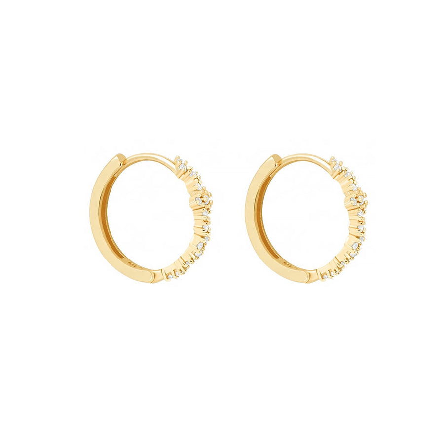 Symphony Hoop Earrings