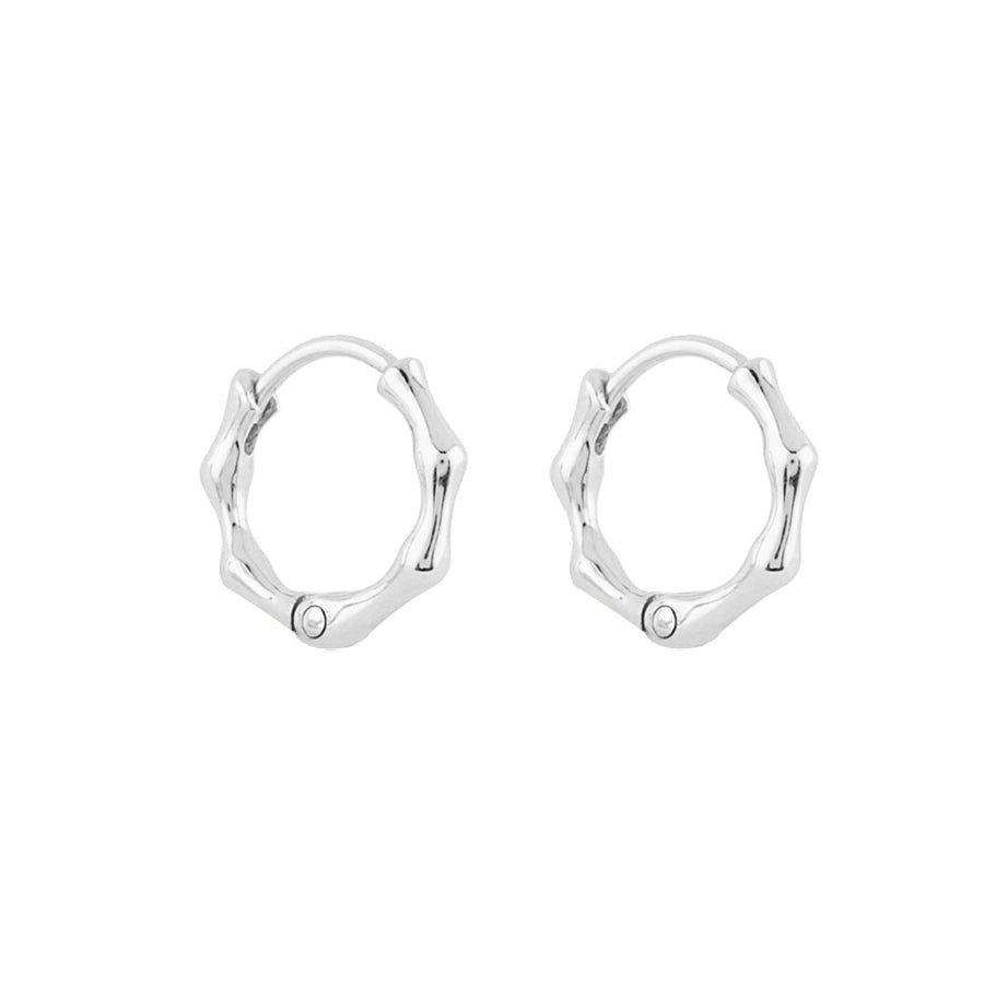 Joni Earrings Silver