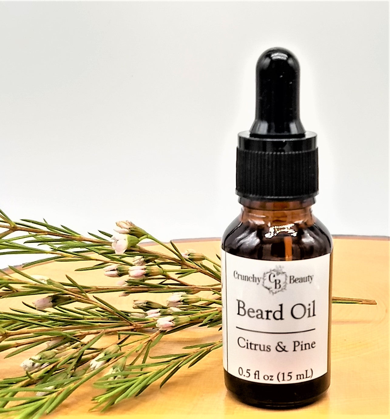 Beard Oil - Citrus & Pine