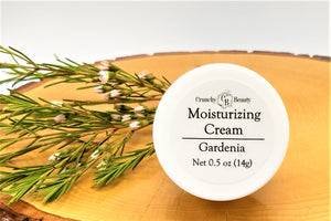 Moisturizing Cream - Gardenia