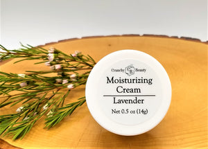 Moisturizing Cream - Lavender