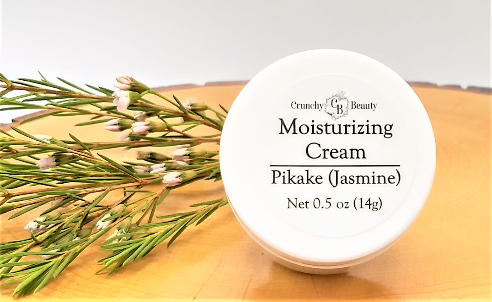Moisturizing Cream - Pikake (Hawaiian Jasmine)