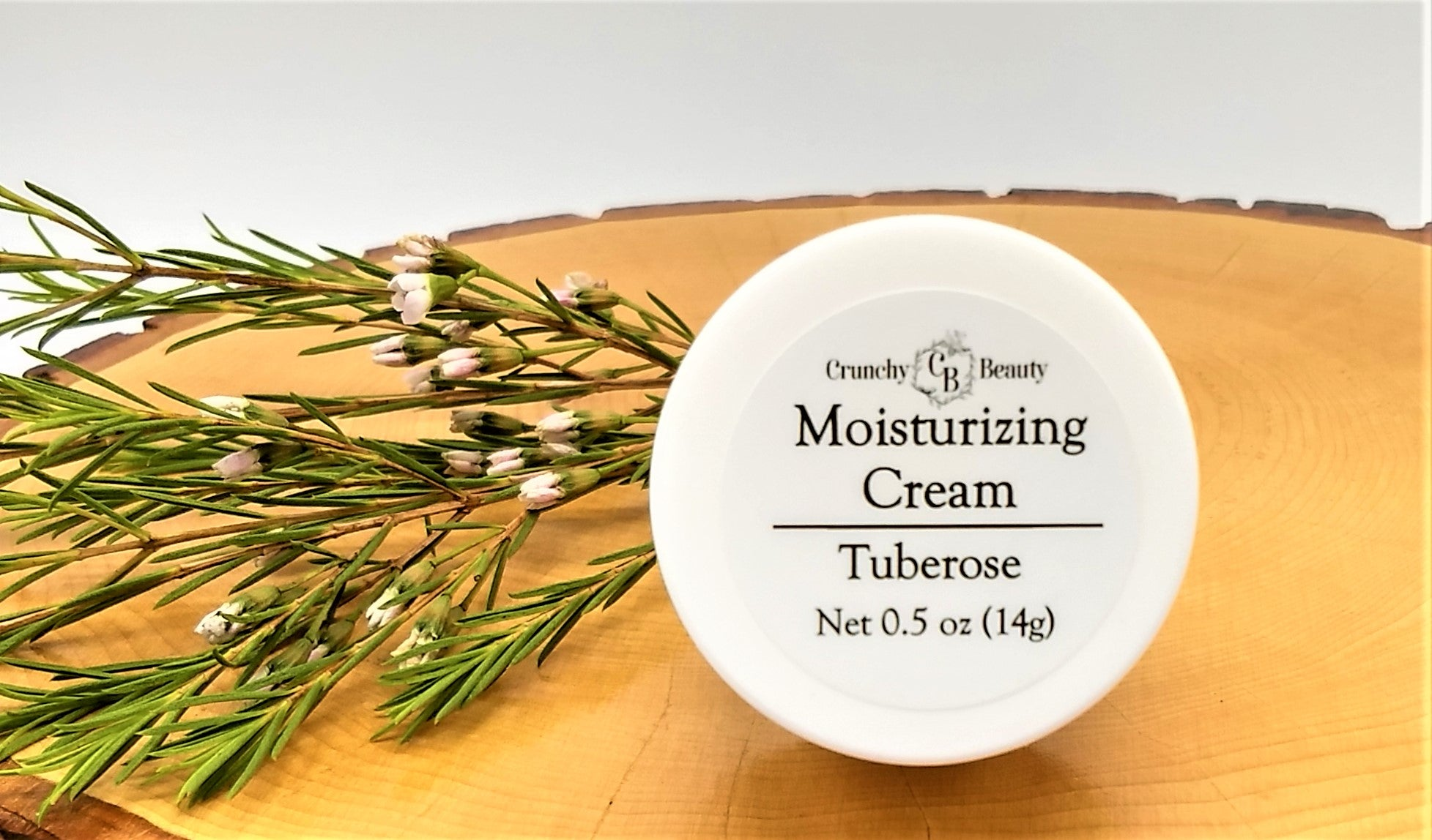 Moisturizing Cream - Tuberose