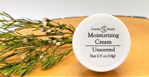 Moisturizing Cream - Unscented
