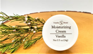 Moisturizing Cream - Vanilla
