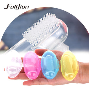 Dental Care Baby Silicone Toothbrush