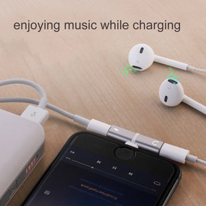 iPhone Splitter Charging/Audio/Calling