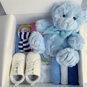 Piccolino Gift Box - Blue