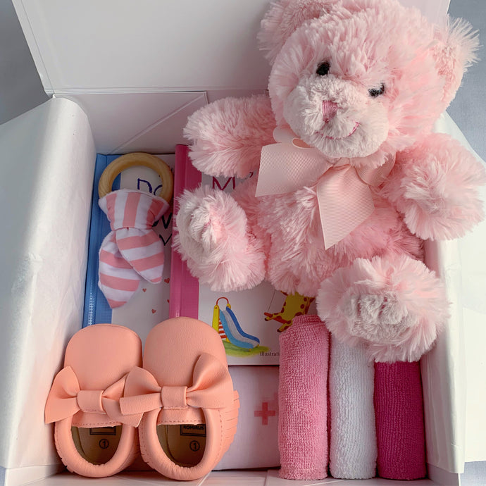 Piccolino Gift Box - Pink