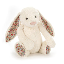 Load image into Gallery viewer, Jellycat Bashful Bunny Blossom Cream