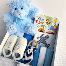 Load image into Gallery viewer, Bambino gift box - baby boy gift box