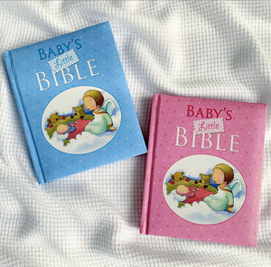 Baby's Little Bible - Blue