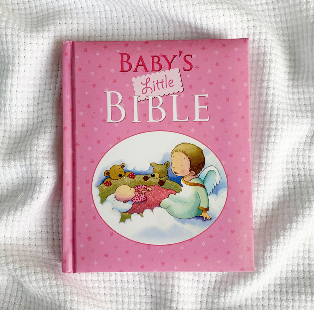 Baby's Little Bible - Pink