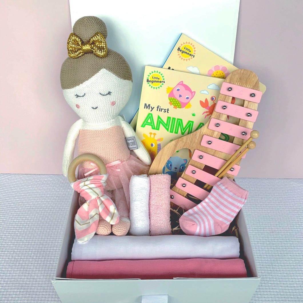 Lullaby Gift Box - Pink