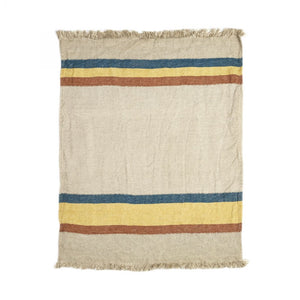 Throw - Mercurio Stripe