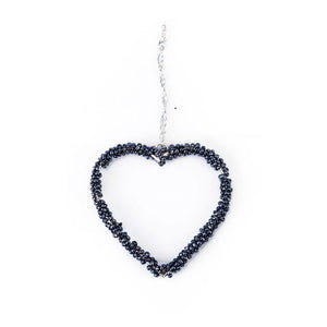 POW Heart blue - Medium