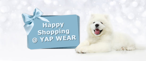 Gift Card - Yap Wear Store Albert Park | Pet Boutique