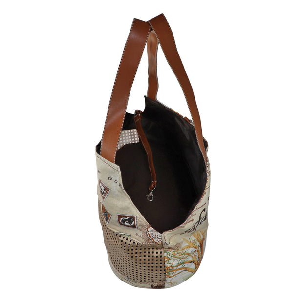 Safari Dog carry bag - Made in Italy