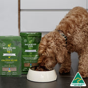 Balanced Life - Australian Chicken Recipe - Yap Wear Store Albert Park | Pet Boutique