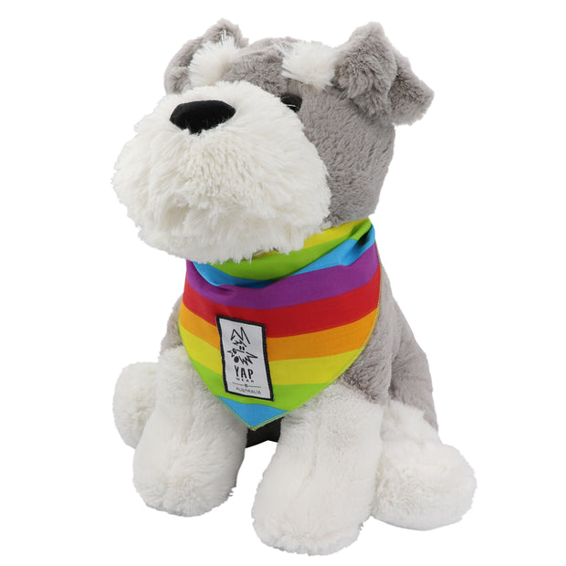 YAPPY Bandana - Rainbow - Yap Wear Store Albert Park | Pet Boutique