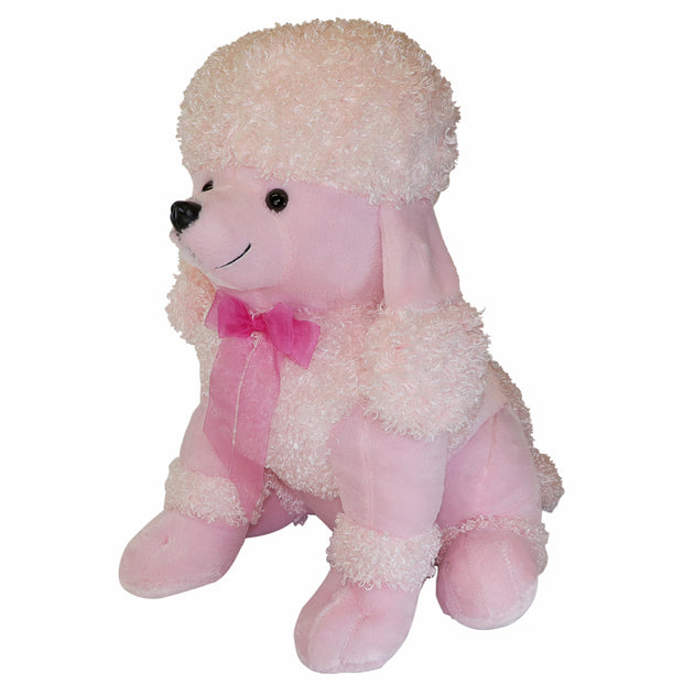 Poodle - Large Plush Toy