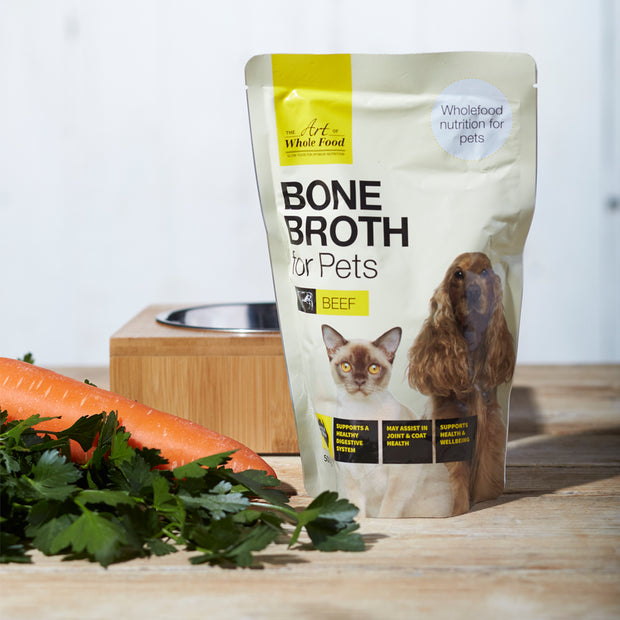 Bone Broth for dogs - Beef - Yap Wear Store Albert Park | Pet Boutique