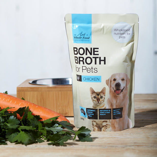 Bone Broth - Chicken - Yap Wear Store Albert Park | Pet Boutique