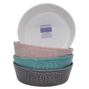 Ceramic Dog Bowl - Made in Portugal - Yap Wear Store Albert Park | Pet Boutique