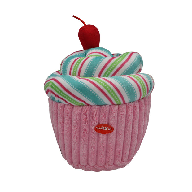 Cuddly Cupcake - Soft toy for Dogs - Yap Wear Store Albert Park | Pet Boutique