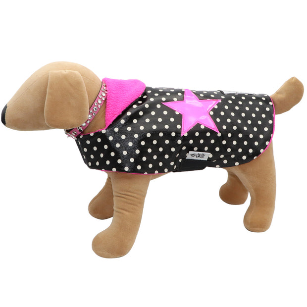 Spot-Star Dogcoat - waterproof