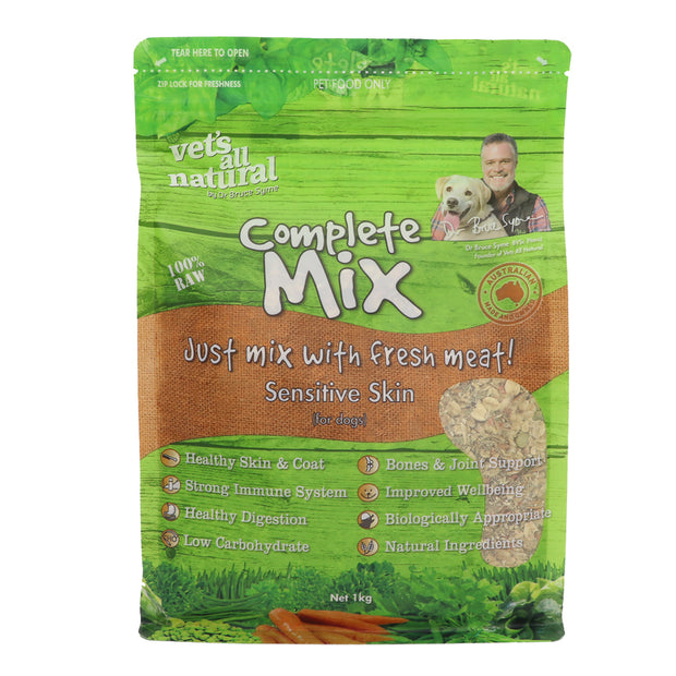 Complete Mix - Sensitive Skin - Yap Wear Store Albert Park | Pet Boutique