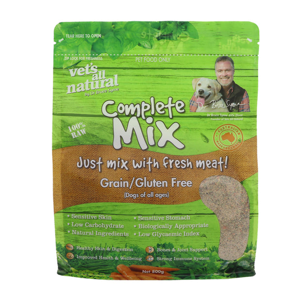 Complete Mix - Grain / Gluten Free - Yap Wear Store Albert Park | Pet Boutique