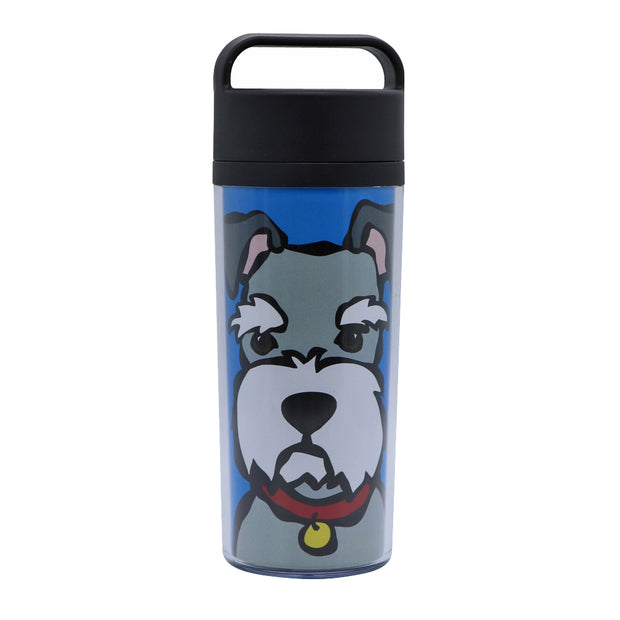 Schnauzer tumbler - Yap Wear Store Albert Park | Pet Boutique