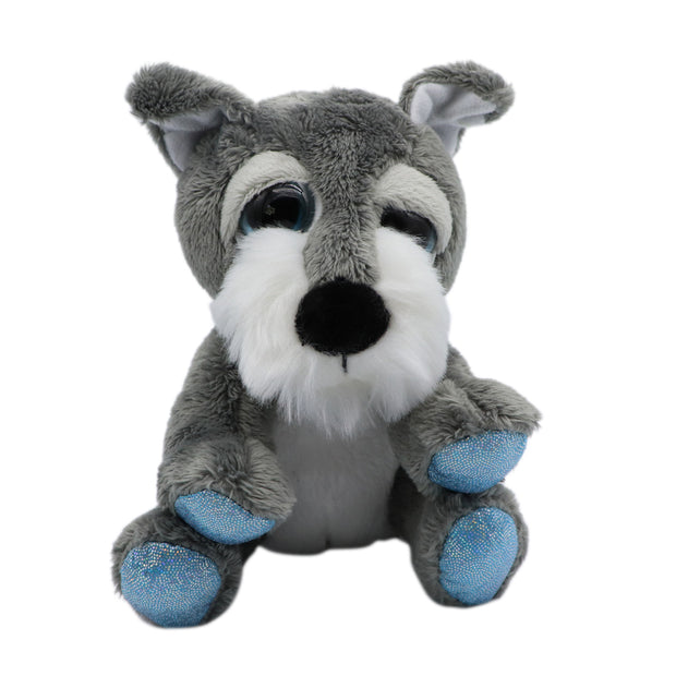 Lili Schnauzer soft toy - Yap Wear Store Albert Park | Pet Boutique