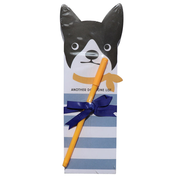 Note pad - another dog gone list - Yap Wear Store Albert Park | Pet Boutique