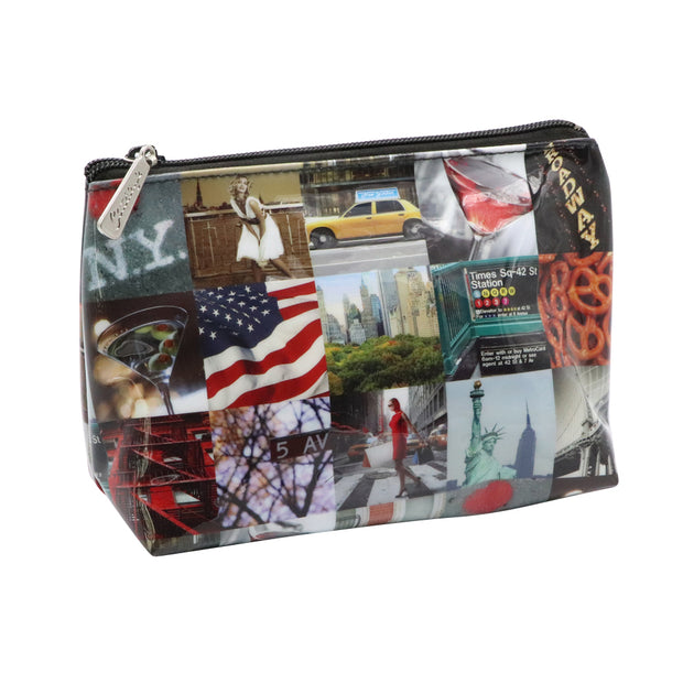 New York make-up bag - Yap Wear Store Albert Park | Pet Boutique