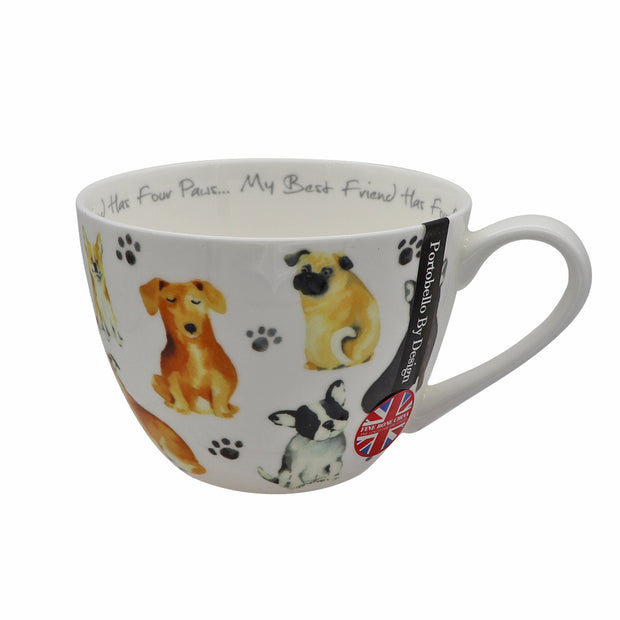 My Best friend - tea or coffee Mug - Yap Wear Store Albert Park | Pet Boutique