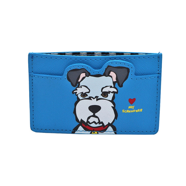 Marc Tetro - Schnauzer credit card holder - Yap Wear Store Albert Park | Pet Boutique