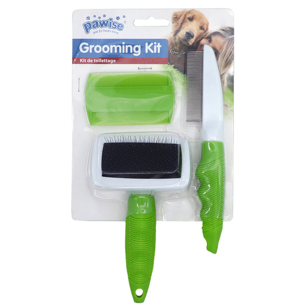 Grooming Kit - 3 pieces - Yap Wear Store Albert Park | Pet Boutique