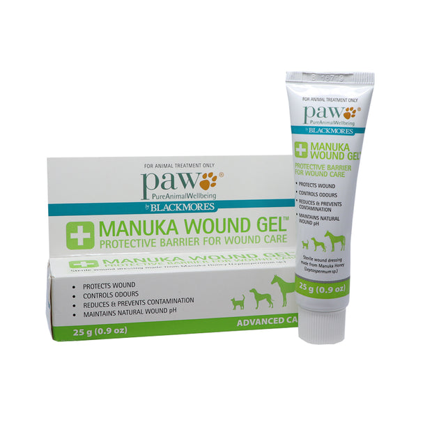 Blackmores Manuka Wound Gel for dogs - Yap Wear Store Albert Park | Pet Boutique