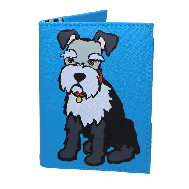 Marc Tetro - 'My Schnauzer' credit card wallet - Yap Wear Store Albert Park | Pet Boutique